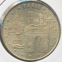 Dept7501 - Les 4 monuments - Paris - 2005 H