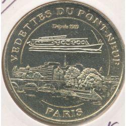 Dept7501 - Vedettes du pont-neuf - depuis 1959 - Paris - 2005 B