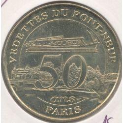 Dept7501 - Vedettes du pont-neuf - 50ans - Paris - 2007