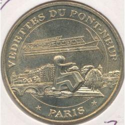 Dept7501 - Vedettes du pont-neuf - la proue - Paris - 2010
