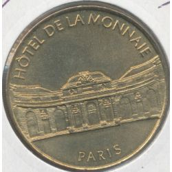 Dept7505 - Hotel de la monnaie - façade - Paris - 1998