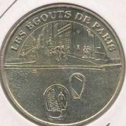 Dept7507 - Les égouts de Paris - sous une rue - 2006 B