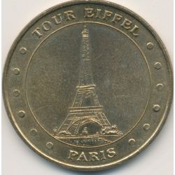 Dept7507 - Tour eiffel 12 points - Paris - 1999