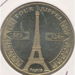 Dept7507 - Tour eiffel 1889-324m - Paris - 2008