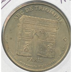 Dept7508 - Arc de triomphe 1998 - CNHMS - Paris