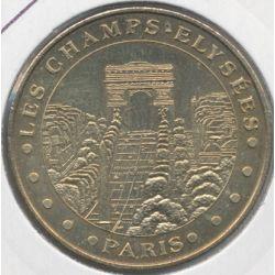 Dept7508 - Les champs élysées 2004 B - CNHMS - Paris