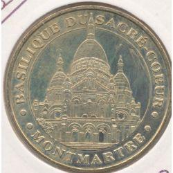 Dept7518 - Basilique sacré coeur - Montmartre - 2002 - Paris