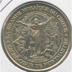Dept75118 - La grande mosaïque du choeur - Montmartre - 2002 - Paris