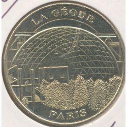 Dept7519 - La géode paysage 2006 B - Paris