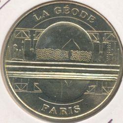 Dept7519 - La géode et son reflet 2006 M - Paris