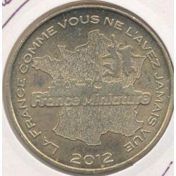 Dept78 - France miniature 2012 - Élancourt