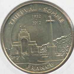 Dept80 - Thiepval somme N°1 - 2012