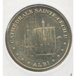 Dept81 - Cathédrale sainte cécile - 2009 - Albi