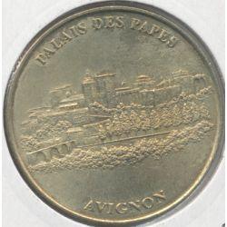 Dept84 - Palais des papes N°1 - 1999 - pont st bénezet - Avignon