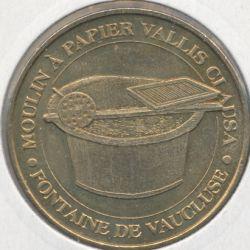 Dept84 - Moulin à papier N°2 - Fontaine de vaucluse - 2010