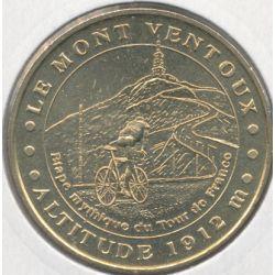 Dept84 - Le mont ventoux N°1 - 2007 - Bédoin