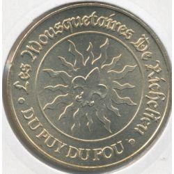 Dept85 - Puy du fou N°3 - 2006M - les 3 mousquetaires - Les epesses