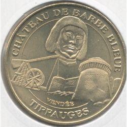Dept85 - Chateau de barbe bleue - 2005 H - Tiffauges