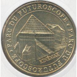 Dept86 - Futuroscope N°3 - 2005B - Kinémax N°1 - Poitiers