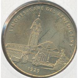 Dept87 - gare des bénédictins - 2007 - Limoges