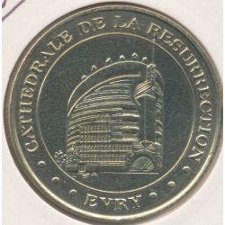 Dept91 - Cathédrale de la résurrection 2000 - Evry