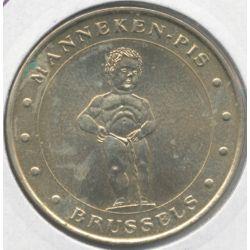 Belgique - Manneken pis - 2000 - Bruxelles