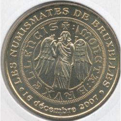 Belgique - Les numismates - 2007 - Bruxelles