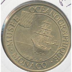 Monaco - Musée océanographique N°1 - 1998 - navire