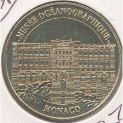 Monaco - Musée océanographique N°2 - 2003B - façade