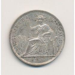 Indochine - 20 centimes - 1937