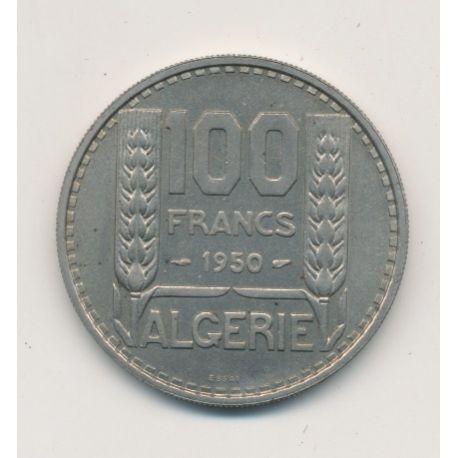 Algérie - 100 Francs - 1950 essai