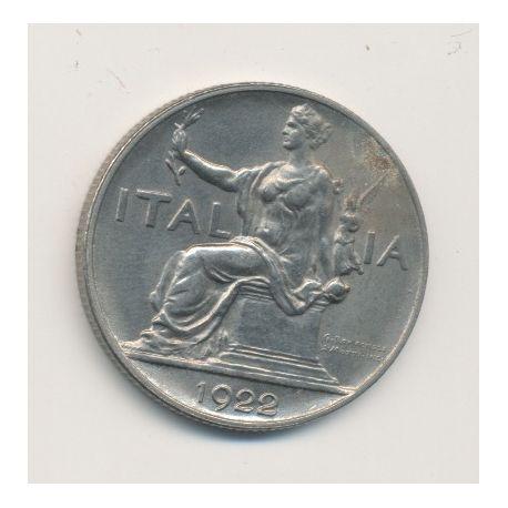 Italie - 1 Lire - 1922 R Rome