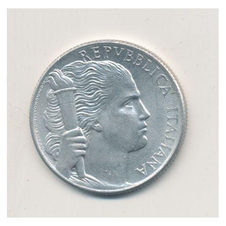 Italie - 5 Lire - 1949 R Rome