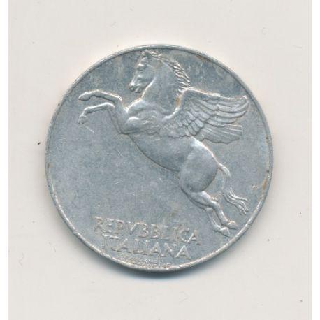 Italie - 10 Lire - 1949 R Rome