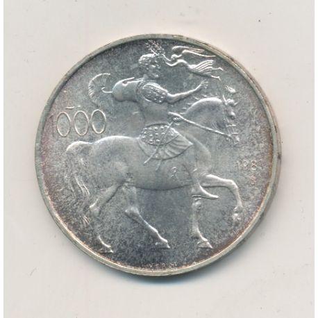 Saint-Marin - 1000 Lires - 1981