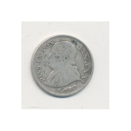 Vatican - 10 Soldi - 1866 XXIR - Pius IX