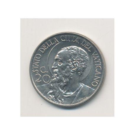 Vatican - 20 centesimi - 1936 XV