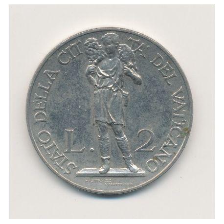 Vatican - 2 Lire - 1935