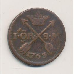 Danemark - Ore - 1763
