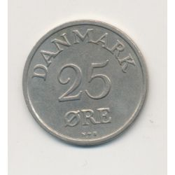 Danemark - 25 Ore - 1950
