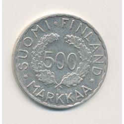 Finlande - 500 Markkaa - 1952 H