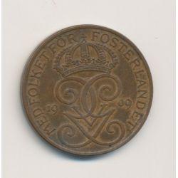 Suède - 5 Ore - 1909