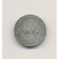 Curaçao - 1/10 Gulden - 1948