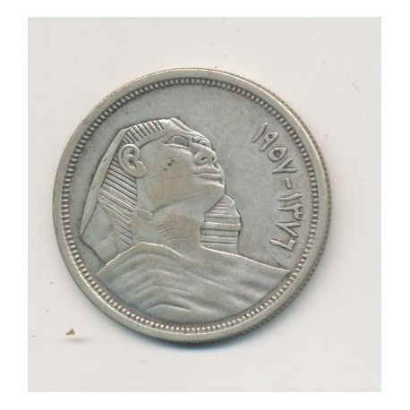 Egypte - 10 Piastres - 1957