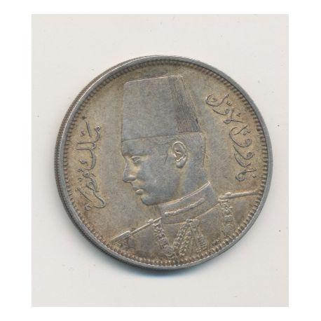 Egypte - 5 Piastres - 1939