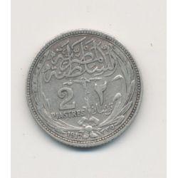 Egypte - 2 Piastres - 1917