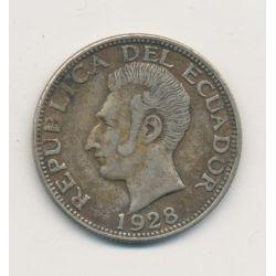 Equateur - 2 Sucres - 1928