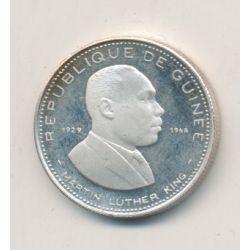Guinée - 100 Francs - 1969 - Martin Luther King