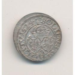 Lituanie - 2 Denari - 1624 - Sigismund III