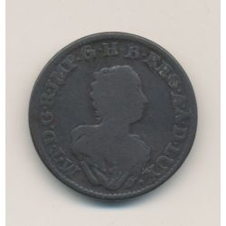 Luxembourg - 2 Liards - 1757